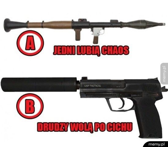 Są dwa typy graczy