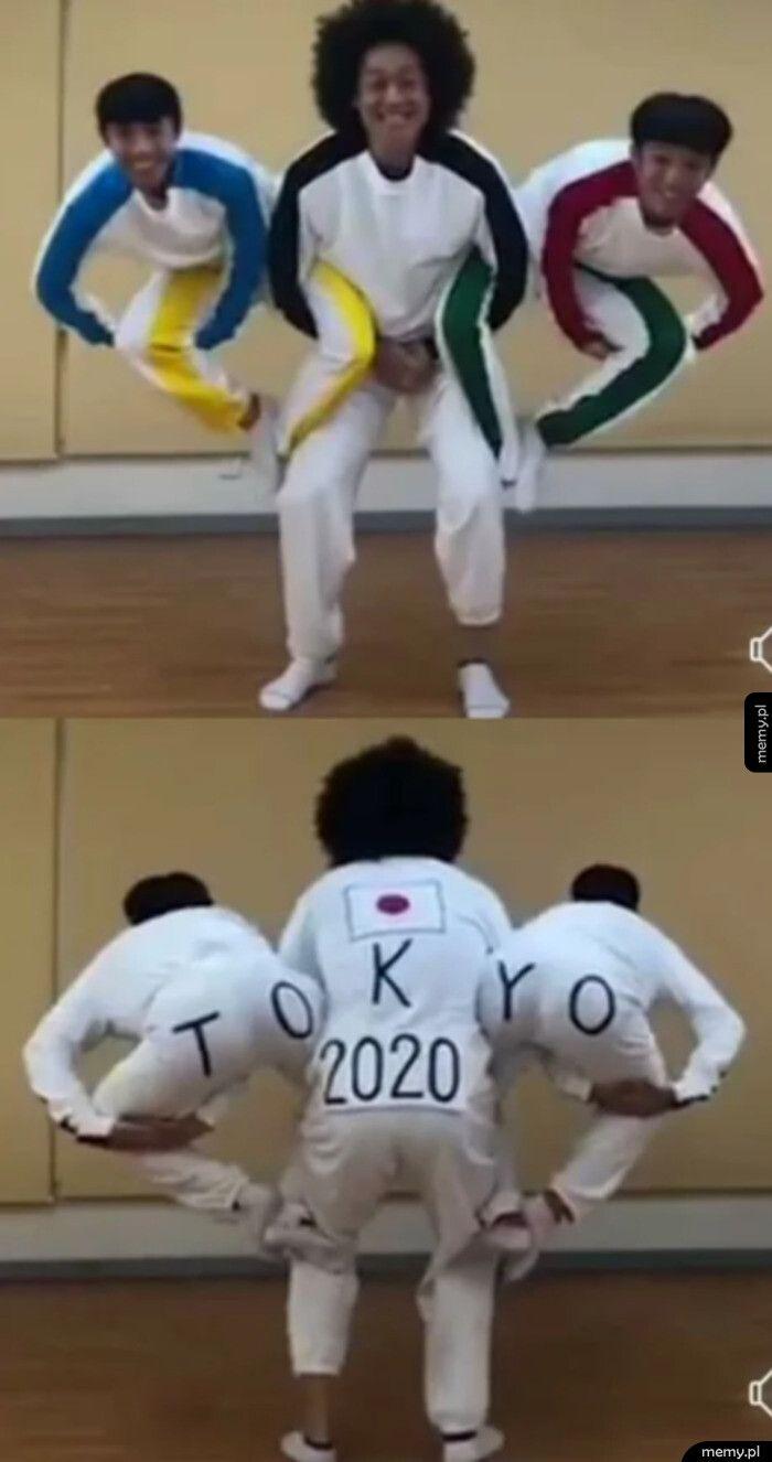 Jak zrobić pozę olimpijską:
