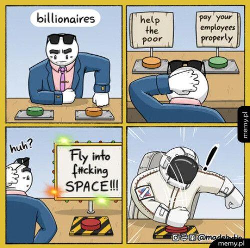 Logika bilionerów
