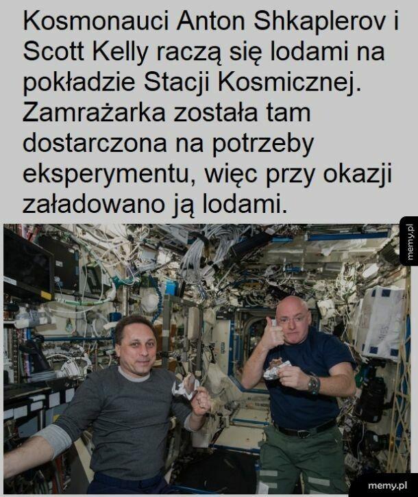 Ostatnie wieści z kosmosu