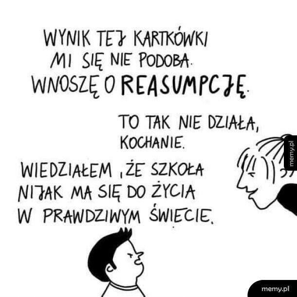 Reasumpcja