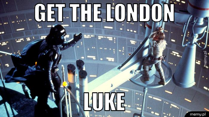 GET THE LONDON LUKE
