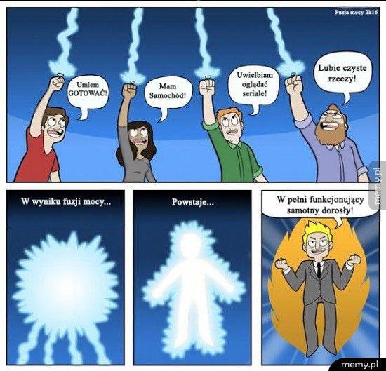 Fuzja mocy!