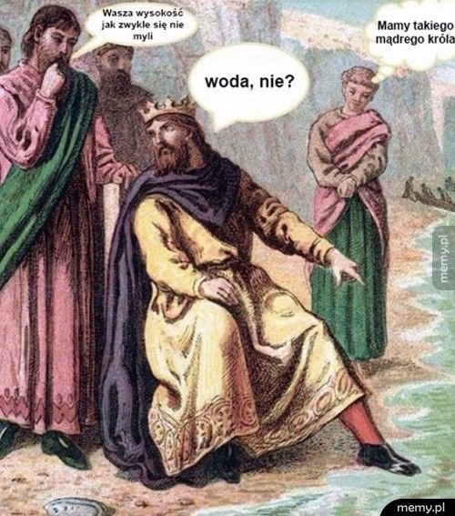 Mądry król