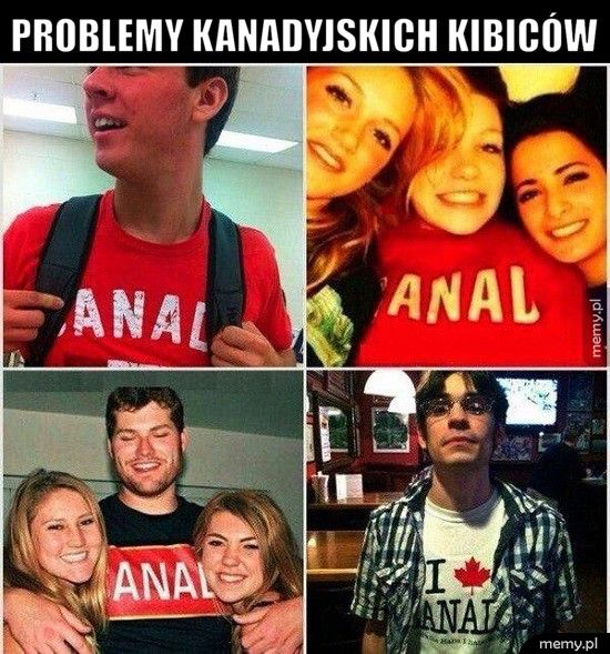 Problemy kanadyjskich kibiców
