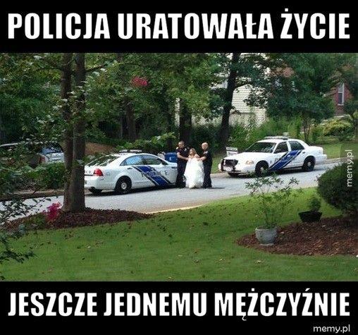 Policja uratowała życie jeszcze jednemu mężczyźnie