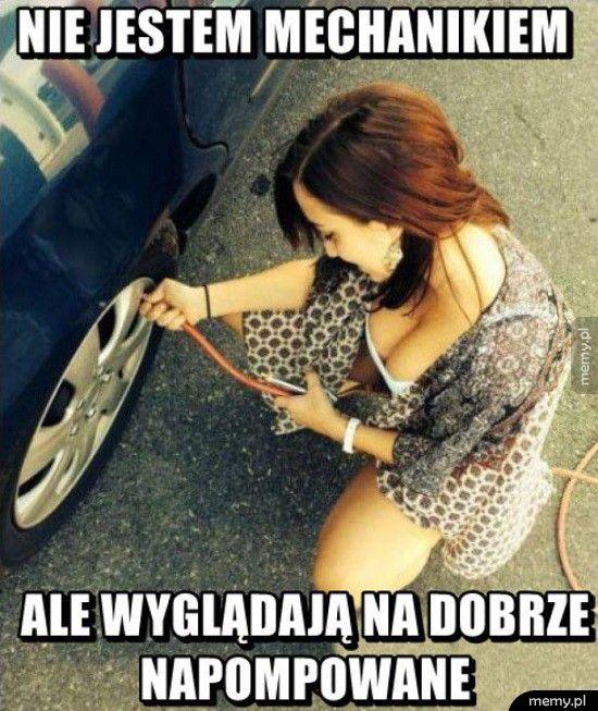 Nie jestem mechanikiem