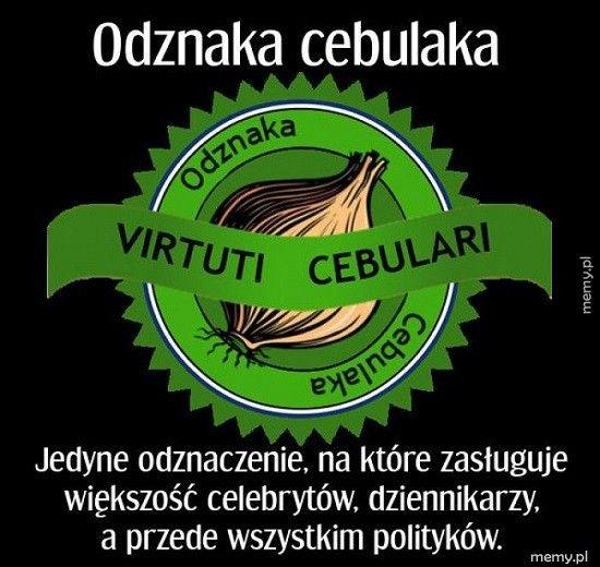 Odznaka cebulaka