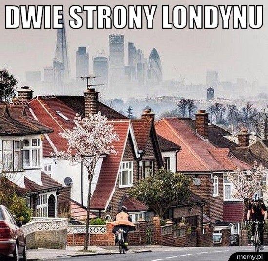 Dwie strony Londynu