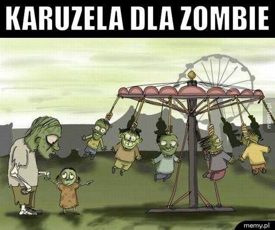 Karuzela dla zombie