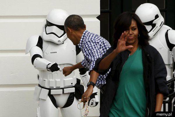 Obama współpracuje z Imperium!