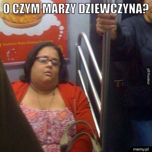 O czym marzy dziewczyna?