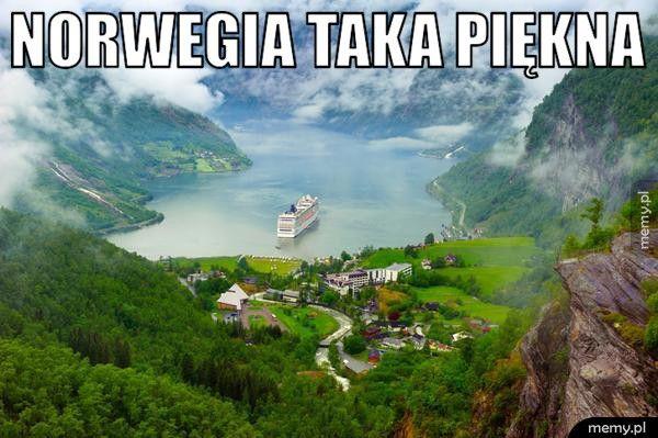 Norwegia.
