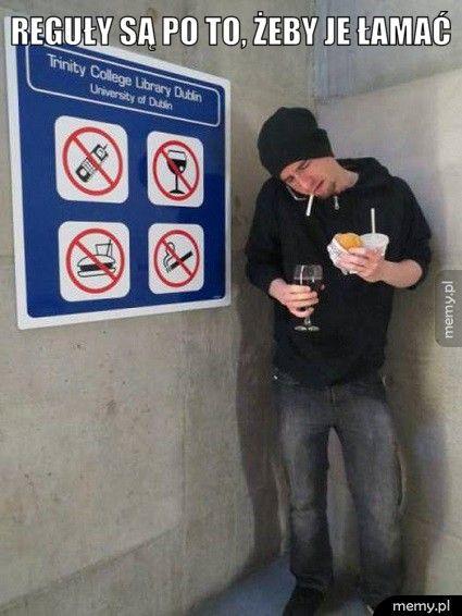 Reguły...