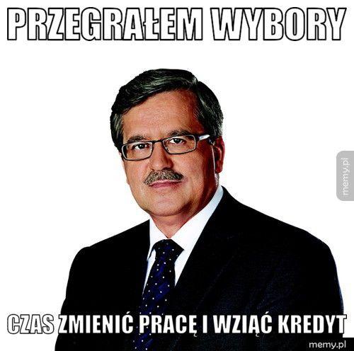 Podsumowanie kadencji Bronisława Komorowskiego