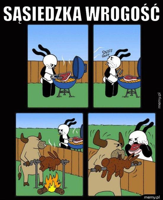 Sąsiedzka wrogość