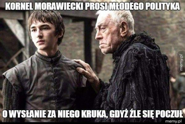 Samopoczucie Morawieckiego