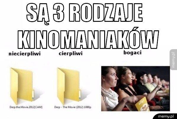 Są 3 rodzaje