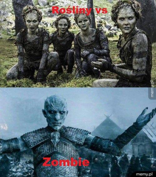 Rośliny vs zombie