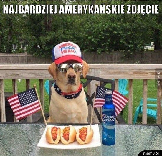 Najbardziej Amerykańskie zdjęcie