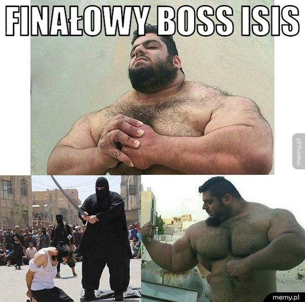 Finałowy boss isis