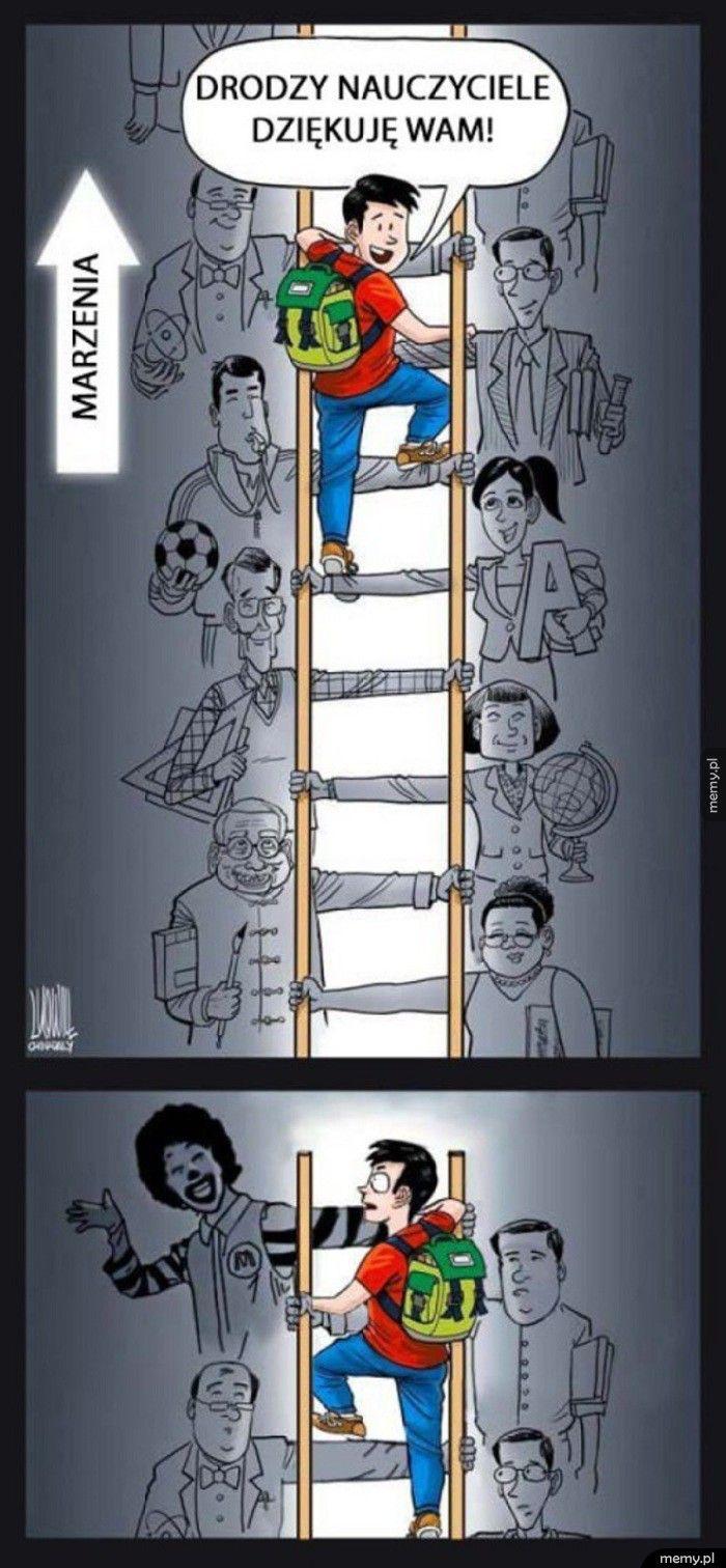 Marzenia vs realia
