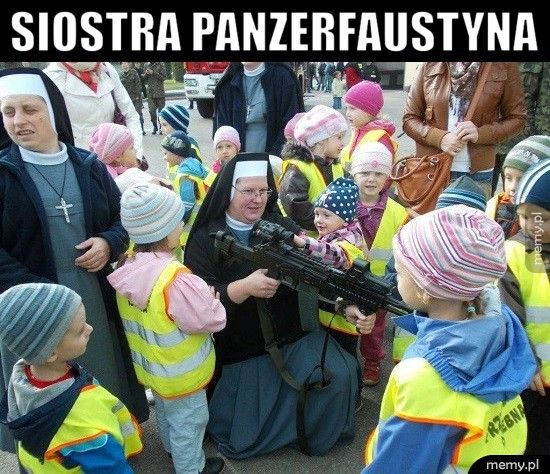 Siostra Panzerfaustyna
