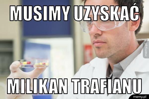 Milikan Trafianu