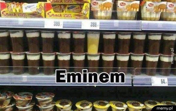 Eminem to ty?