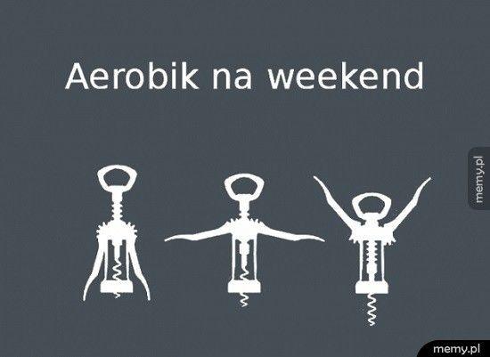 Aerobik na weekend