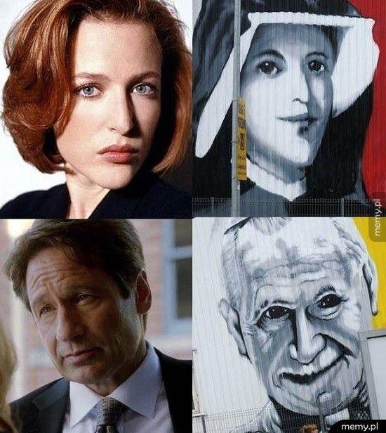 Scully i Mulder