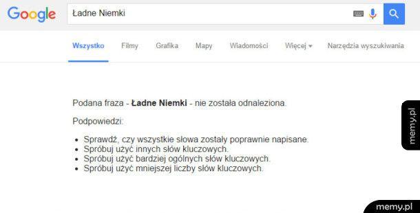 Ładne Niemki Google