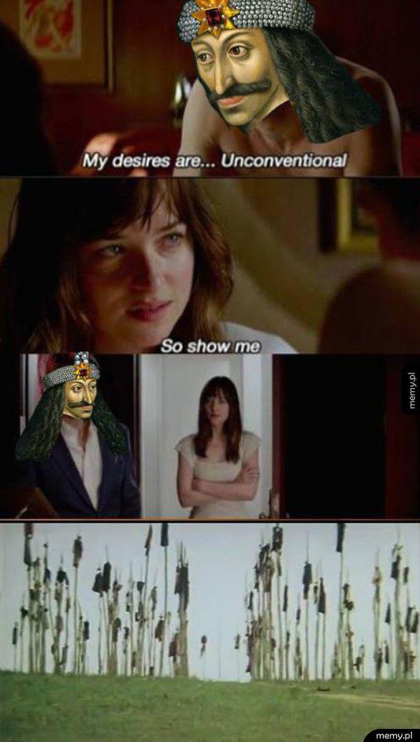 50 twarzy Vlada