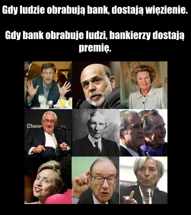 Bank jako rabuś