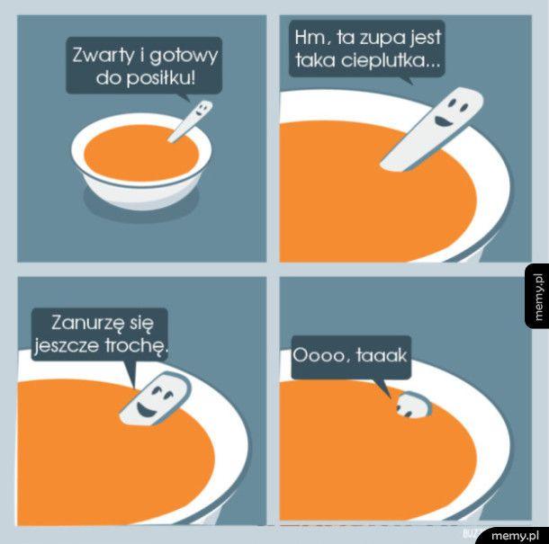 Cieplutka zupa