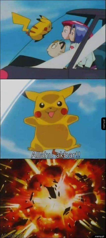 Co ten Pikachu