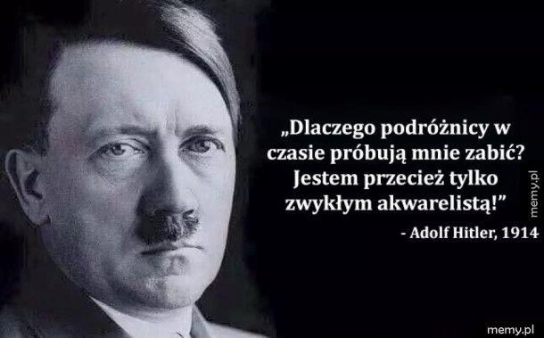 Tak powiedział