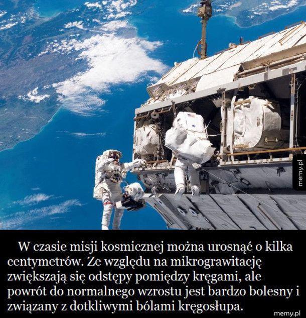 A chciałem być kosmonautą