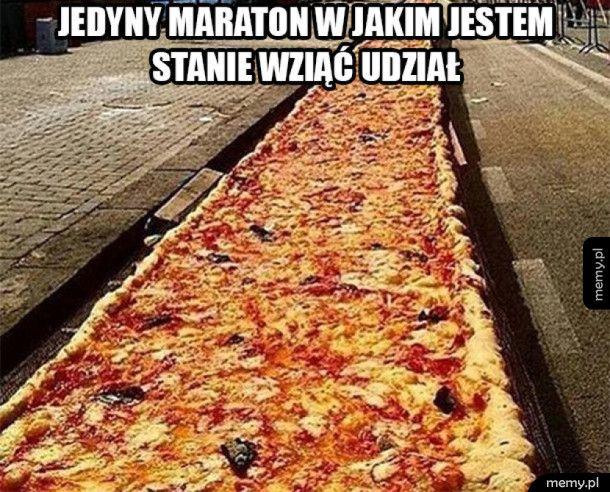 Maraton moich marzeń