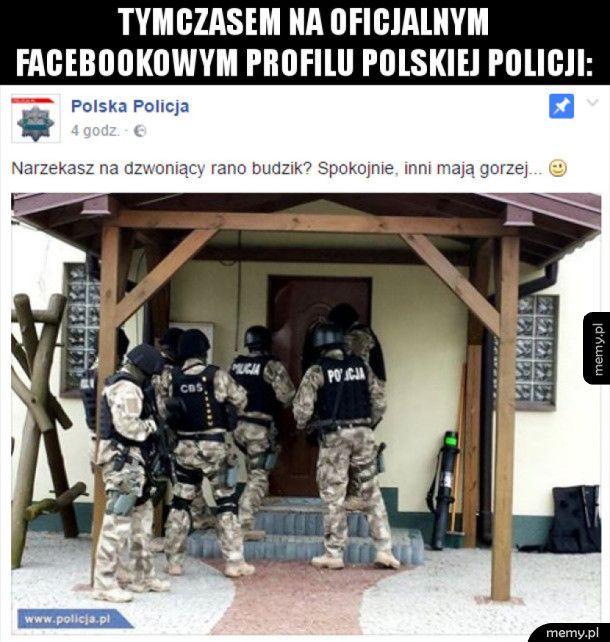Policyjne śmieszki