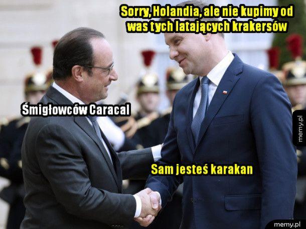 Duda i Hollande