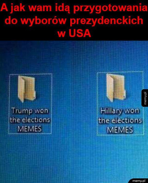 Gotowi na wybory w USA?