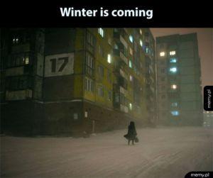 Zima jest super