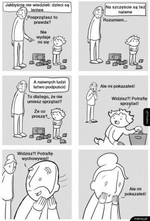 Dzieci trzeba umieć podejść