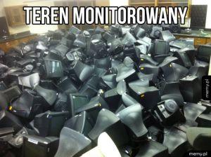 Teren monitorowany