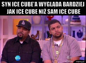 Syn Ice Cube'a