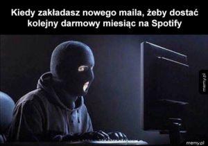 Ale ze mnie haker