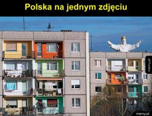 Polska na jednym zdjęciu
