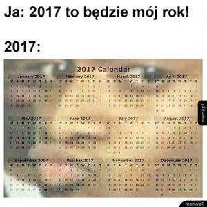 To będzie mój rok