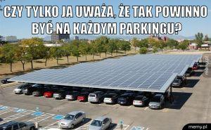 Tak powinien wyglądać każdy parking